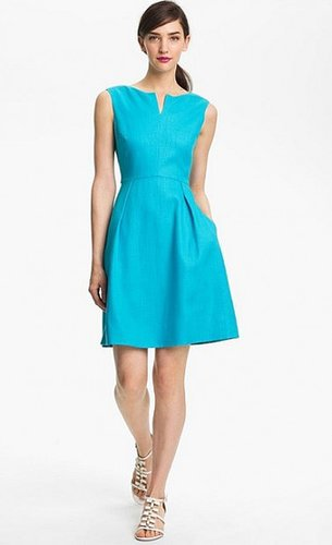 KATE SPADE NEW YORK 'CLEO' A-LINE DRESS