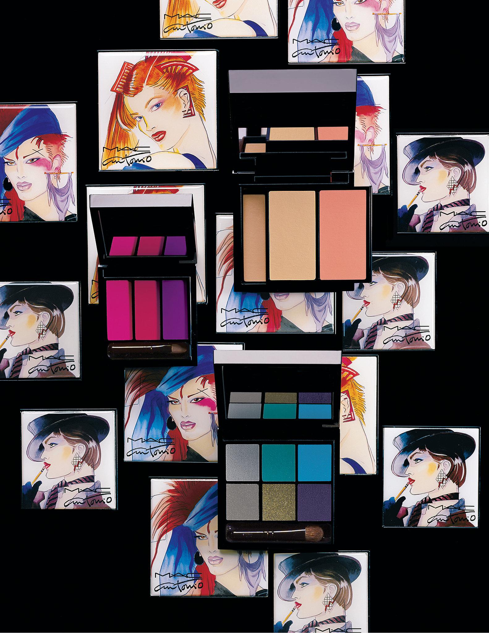 MAC Antonio Lopez Makeup Collection