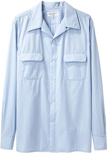 Yohji Yamamoto / Notched Collar Shirt