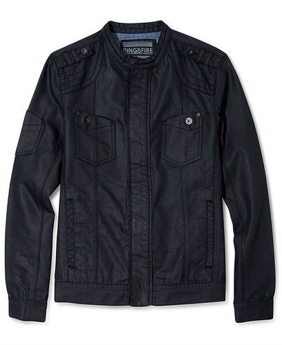 Ring of Fire Coat, Tujunga Denim Jacket