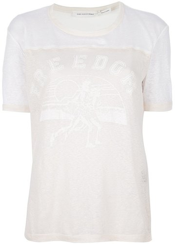 Isabel Marant Étoile 'Rob' printed t-shirt