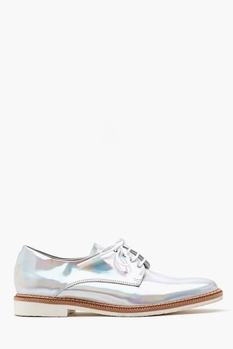 Zoe Oxford - Silver Hologram