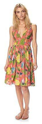 Maggie Lou Floral Dress