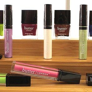 Revew: Butter London's First Makeup Collection