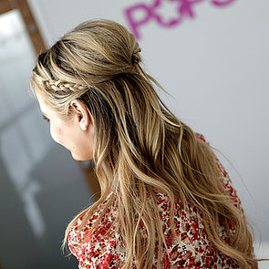 Rachel Bilson Boho Braids How To