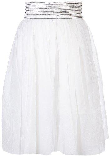 Bohemian Society gathered skirt