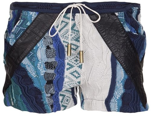Bohemian Society 'Cosby' shorts