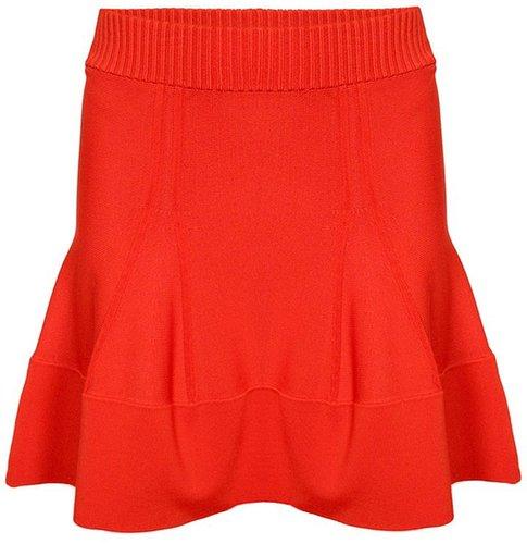 A.L.C. Francis Flared Miniskirt