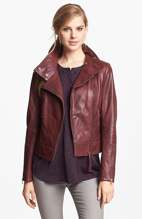 Even though the current weather might make thinking about a leather jacket nearly impossible, we beg you to at least try. The deal on this Mackage style ($399, originally $595) is too good to ignore.