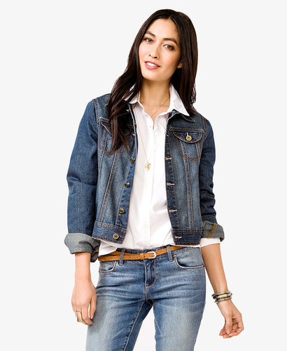 FOREVER 21 Essential Denim Jacket