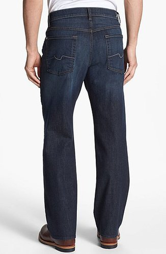 7 For All Mankind Relaxed Fit Jeans (Worn Hawthorne) (Online Only) Worn Hawthorne 31
