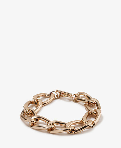 FOREVER 21 Chain Toggle Bracelet