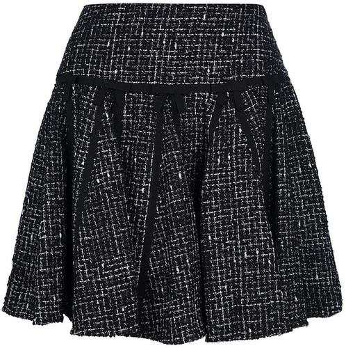 Red Valentino tweed skirt