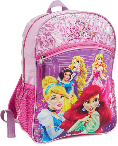 Disney Kids Bag, Girls or Little Girls Princess Backpack