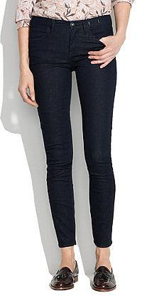 Skinny skinny ankle jeans in nightfall