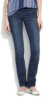 Rail straight jeans in western wash