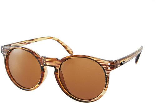 Quay Ti San Round Sunglasses
