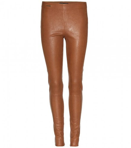 Ralph Lauren LELAND LEATHER LEGGINGS