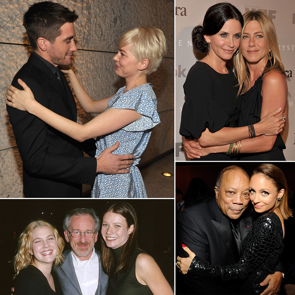 Celebrities You Didn T Know Were Friends: 24 Celebrities You Didn't Know Were Godparents For Their