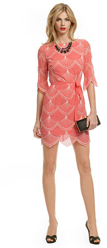 Trina Turk Seashell Bateau Shift