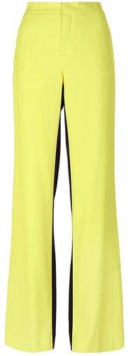 Msgm wide leg trouser