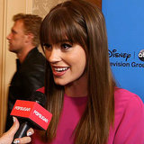 Christa B. Allen Interview at 2013 TCA (Video)