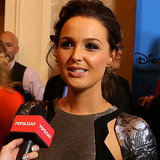 Camilla Luddington Interview on Grey's Anatomy (Video)