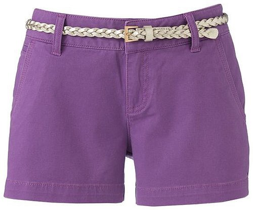 Elle™ solid shorts