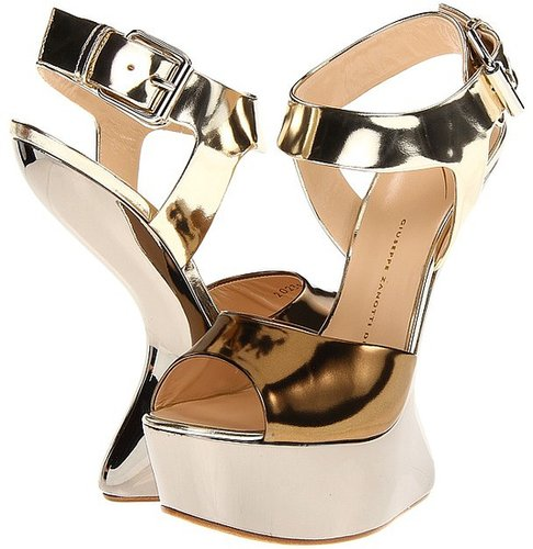 Giuseppe Zanotti - I20239 (Bronze) - Footwear