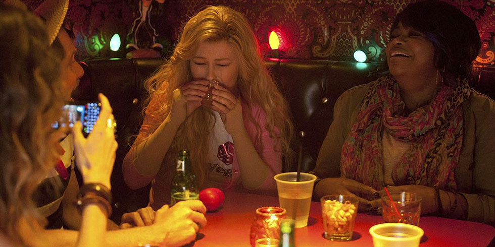Paradise Trailer: Julianne Hough Gets a Tattoo, Drinks, Meets Russell Brand