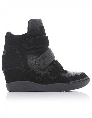 Women's Ash Alex Nappa Wedge Trainers