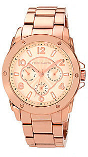 Vince CamutoTM Women's Rose Goldtone Multi-Function Sport Watch