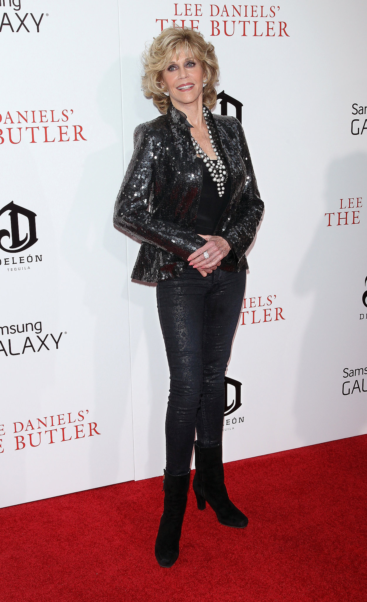 Oprah, Mariah Carey, and More Stars Collide at the Big Butler Premiere