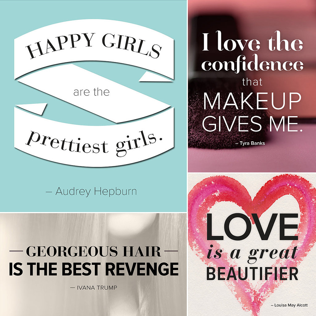 Girlfriend Makeup Quotes : Pics photos beauty quotes country girl