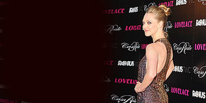 Amanda Seyfried Lights Up Lovelace in Gucci