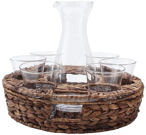 Artland - Garden Terrace Wine and Beverage Set (Multi/None) - Home