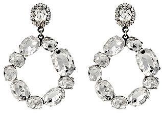Lee Angel Nottoway Crystal Earrings