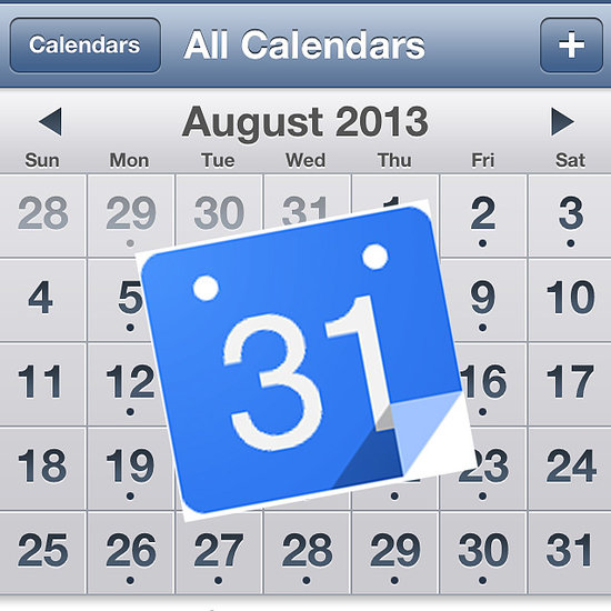 How to Sync Google Calendar to iPhone