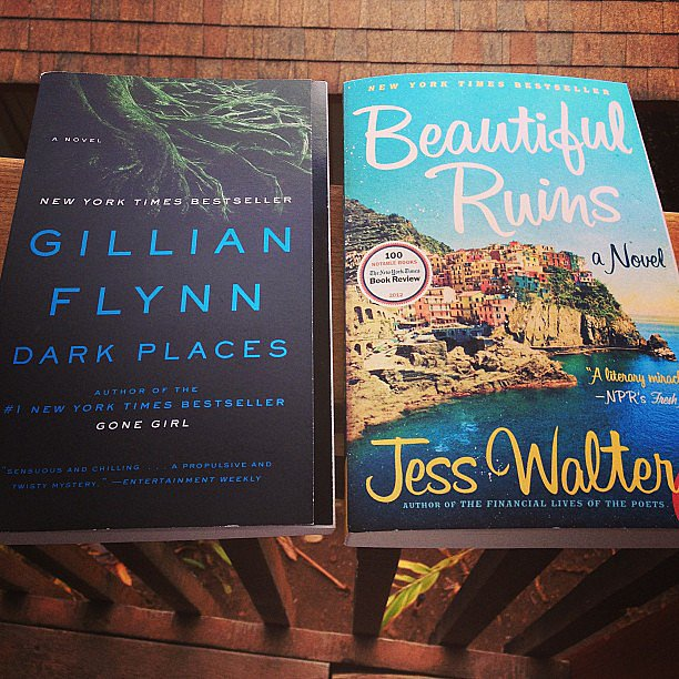 """POPSUGAR Entertainment wrote, """"Alternating these reads because Dark Places is, as the title implies, so dark."""""""