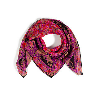 Celebrity Accessory Trends: Neckerchiefs, Silk Scarves