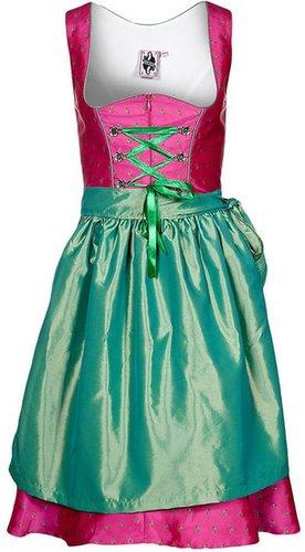 German Princess BLUMENHOCHZEIT Dirndl pink