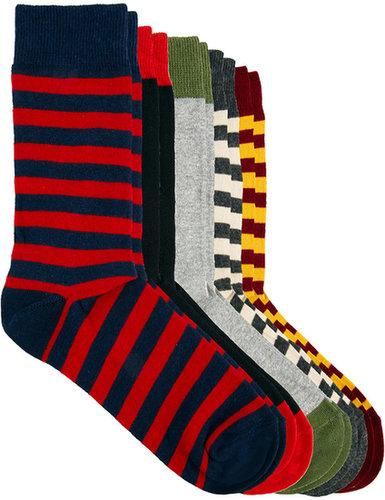 ASOS – Socken im 5er-Set