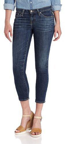 AG Adriano Goldschmied Women's Stilt Crop Jean