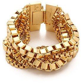 Ben-amun Industrial Box Link Bracelet