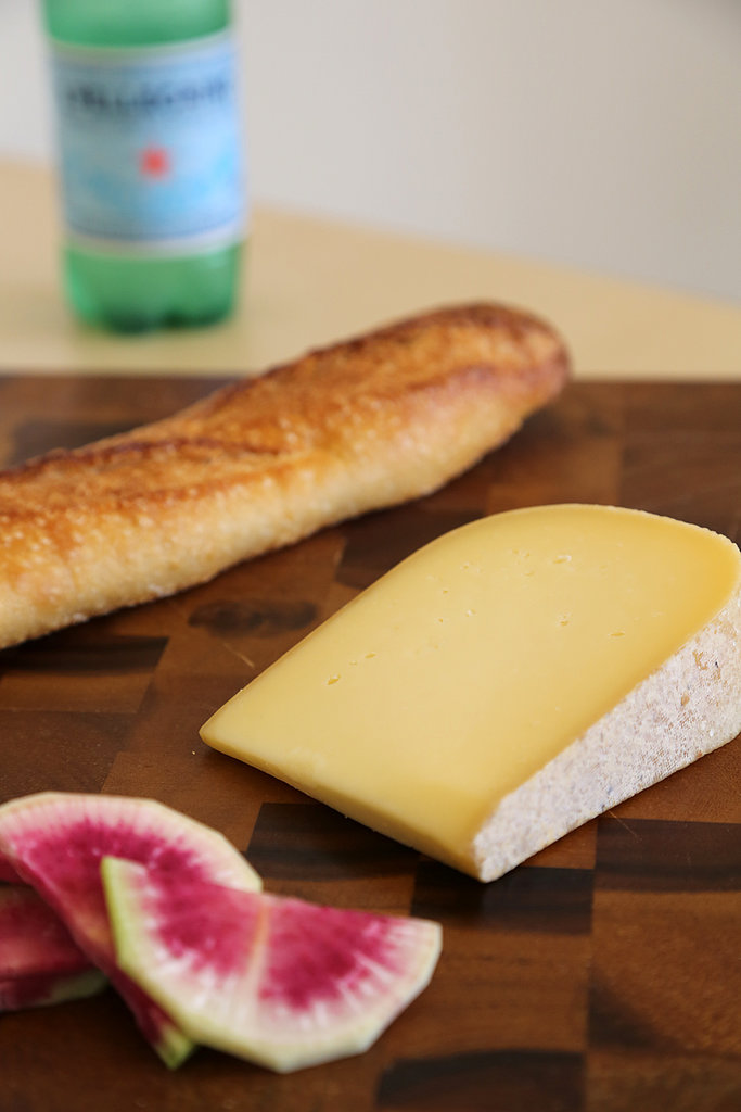Cheese and Baguette