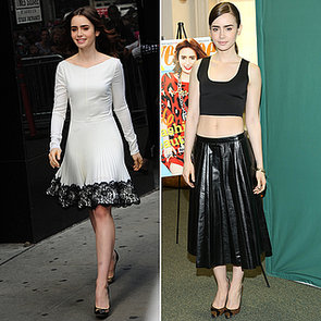 Week in Chic: Lily Collins