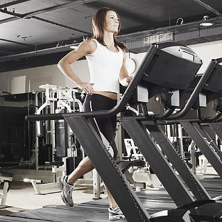 Treadmill Workout With Hills