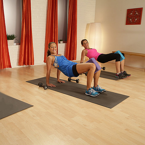 10-Minute Inner Thigh and Triceps Workout