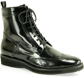 Aquatalia by Marvin K.- Xclaim - Leather Flat Boot