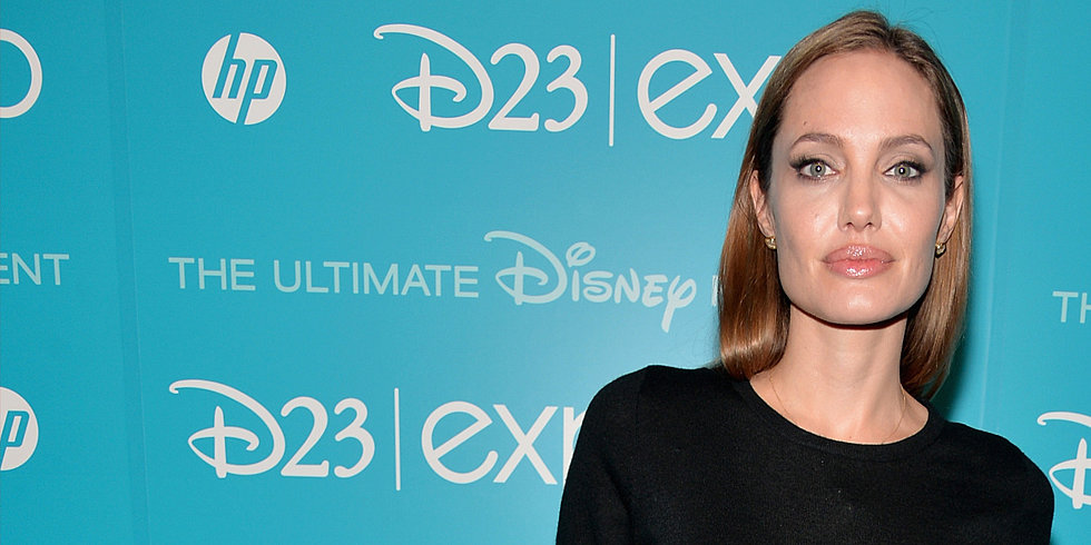 Angelina Jolie Talks Scaring Children at Disney's Big Day
